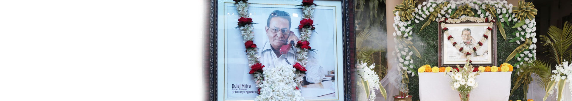 Remembering Shri. Dulal Mitra on his death anniversary