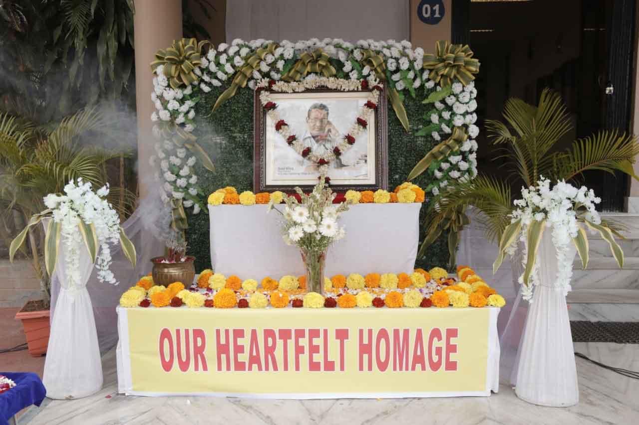 Our HeartFelt Homage