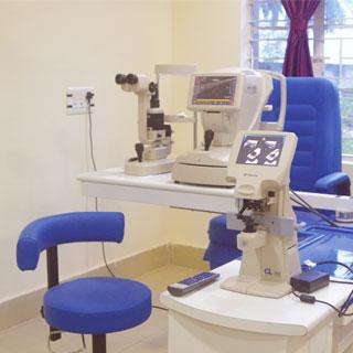 Bachelor of Optometry Laboratories