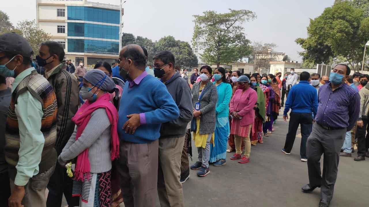 Public Gathering Photo